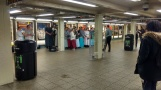 Singing in the subway